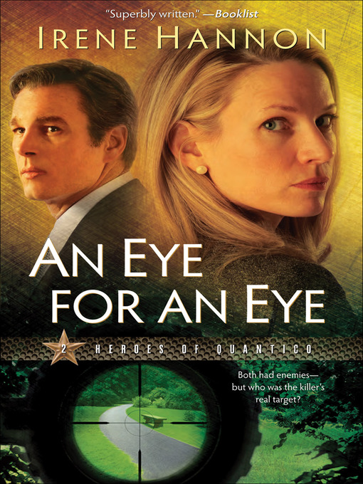 Title details for An Eye for an Eye by Irene Hannon - Wait list