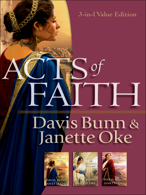 Title details for Acts of Faith by Davis Bunn - Wait list