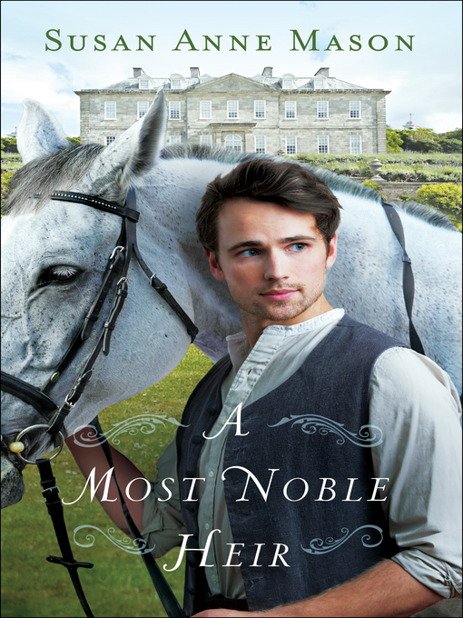 Cover of A Most Noble Heir