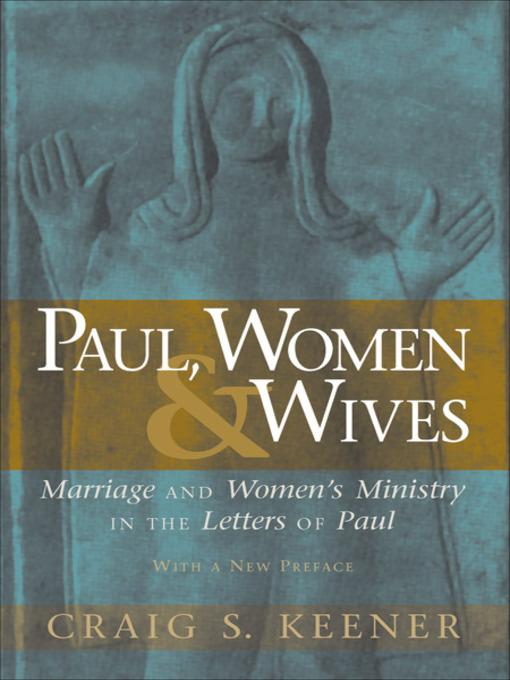 women in the letters of paul