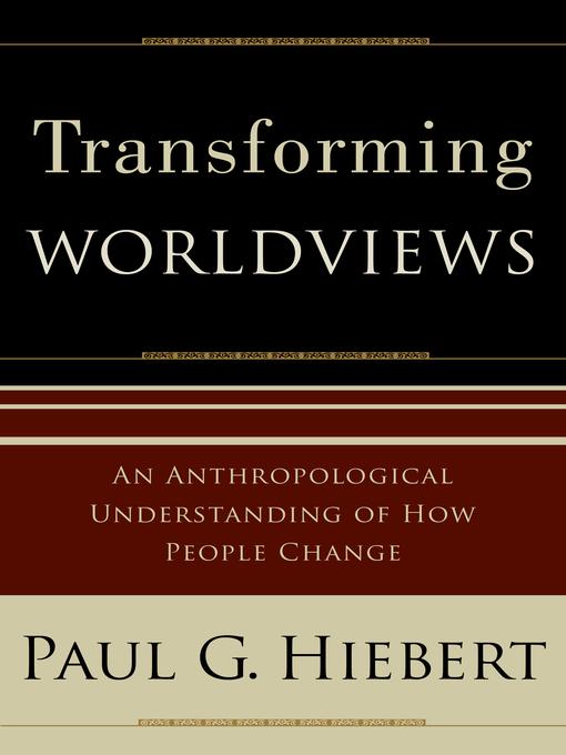 transformed world view