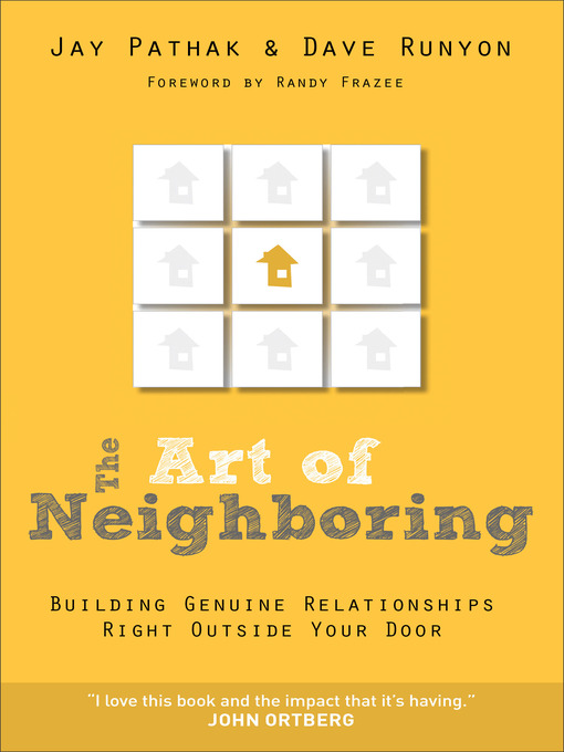 Title details for The Art of Neighboring by Jay Pathak - Available