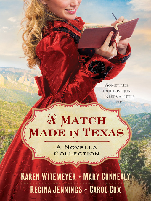 Title details for A Match Made in Texas by Mary Connealy - Available