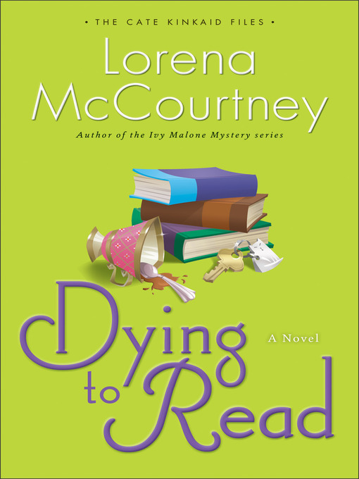 Title details for Dying to Read by Lorena McCourtney - Available