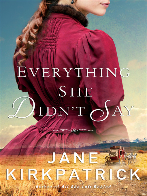 Cover of Everything She Didn't Say