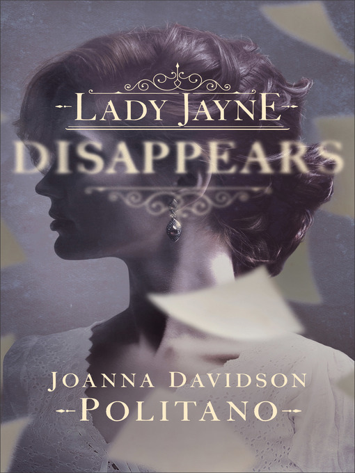 Cover of Lady Jayne Disappears