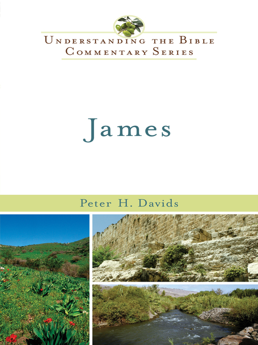 Title details for James by Peter H. Davids - Available