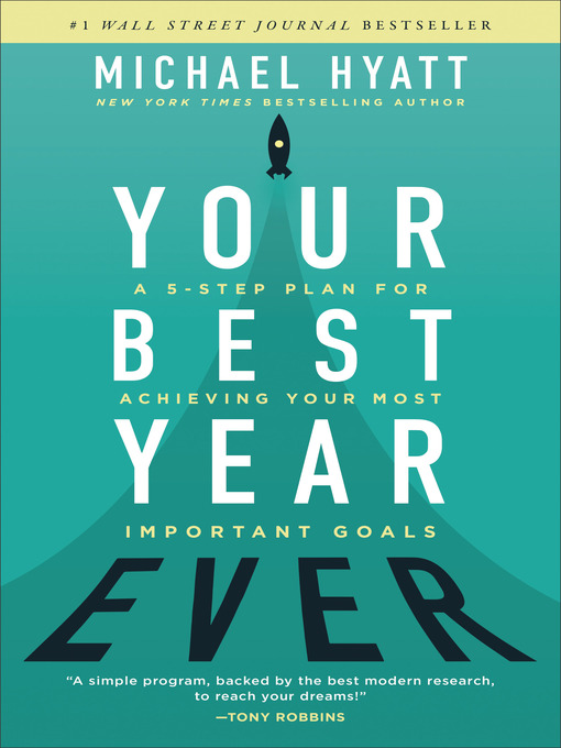 Title details for Your Best Year Ever by Michael Hyatt - Available