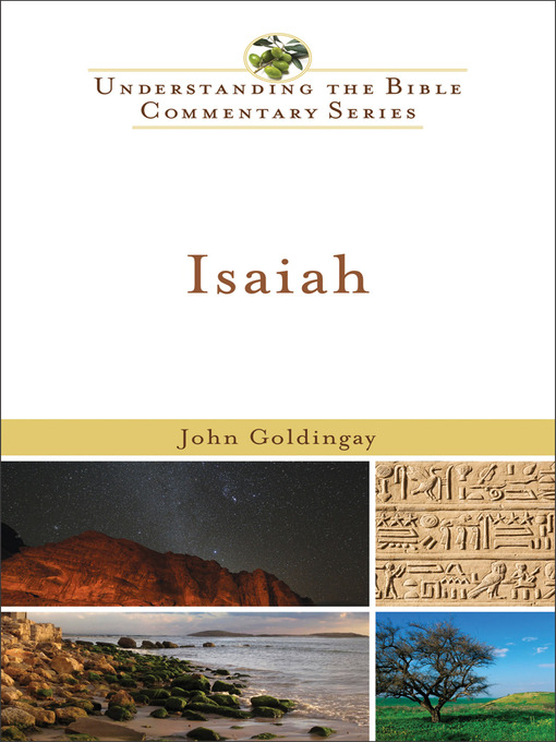 Title details for Isaiah by John Goldingay - Available