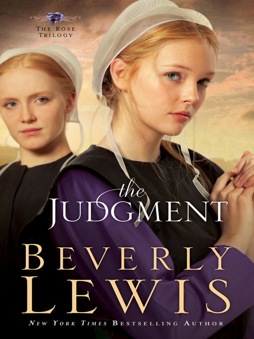 Title details for The Judgment by Beverly Lewis - Wait list