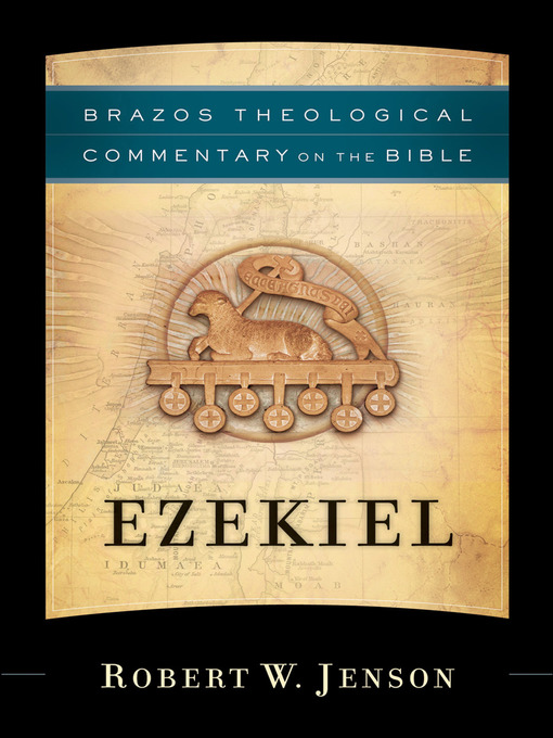 Title details for Ezekiel by Robert W. Jenson - Available