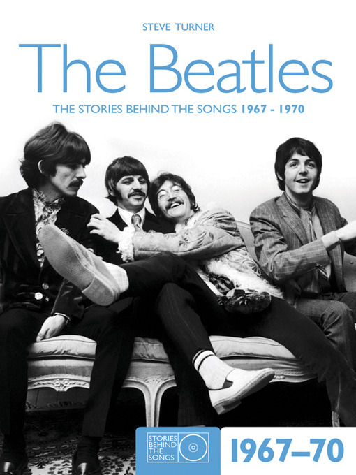 Title details for The Beatles by Steve Turner - Wait list