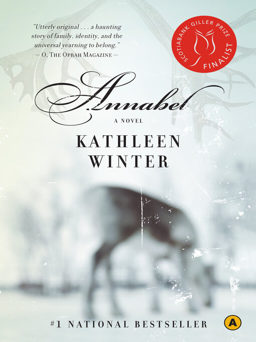 Title details for Annabel by Kathleen Winter - Available