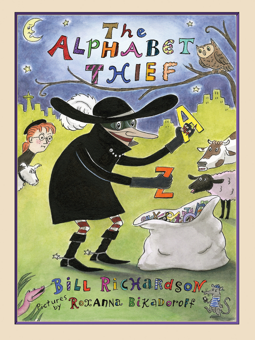 Title details for The Alphabet Thief by Bill Richardson - Available