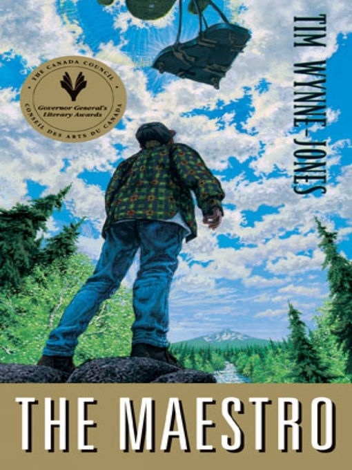 Cover of The Maestro
