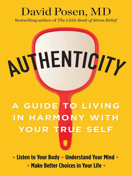 Title details for Authenticity by Dr. David Posen, MD - Available