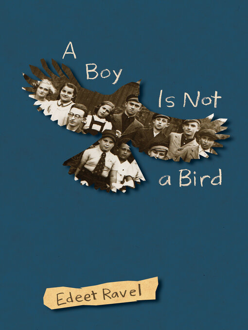 Title details for A Boy Is Not a Bird by Edeet Ravel - Available
