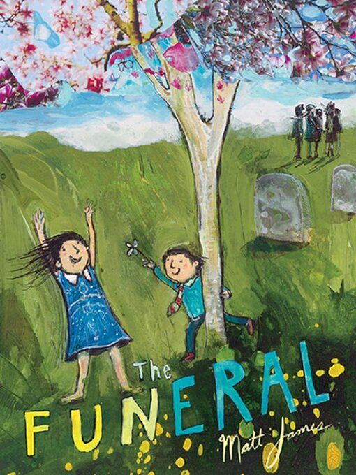 Title details for The Funeral by Matt James - Available