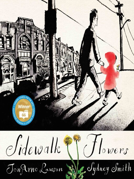 Title details for Sidewalk Flowers by JonArno Lawson - Available