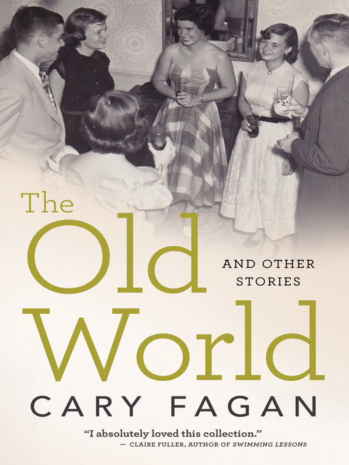 Cover of The Old World and Other Stories