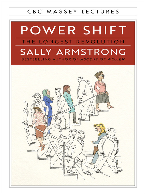 Title details for Power Shift by Sally Armstrong - Wait list
