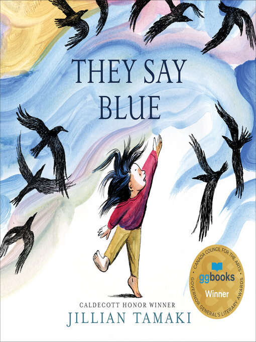 Cover of They Say Blue