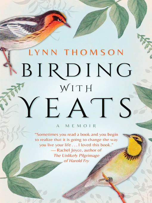 Title details for Birding with Yeats by Lynn Thomson - Available