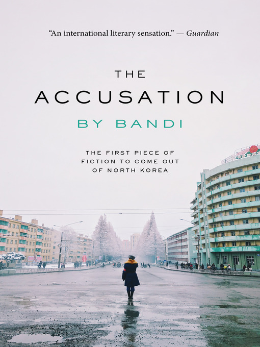 Title details for The Accusation by Bandi - Wait list