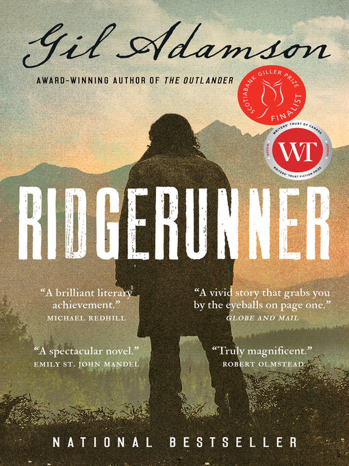 Title details for Ridgerunner by Gil Adamson - Wait list