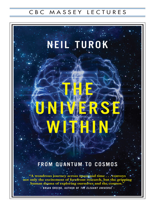 Title details for The Universe Within by Neil Turok - Available