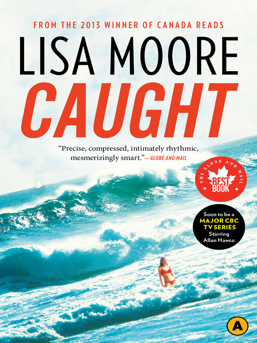Title details for Caught by Lisa Moore - Wait list