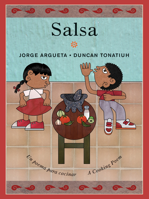 Title details for Salsa by Jorge Argueta - Available