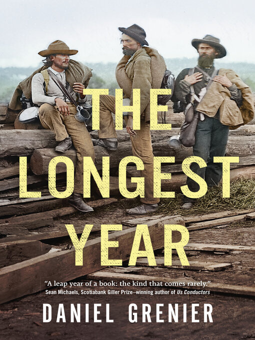 Title details for The Longest Year by Daniel Grenier - Available