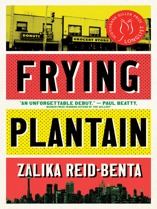 Title details for Frying Plantain by Zalika Reid-Benta - Available