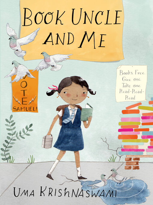 Title details for Book Uncle and Me by Uma Krishnaswami - Available