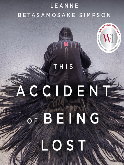 Cover of This Accident of Being Lost