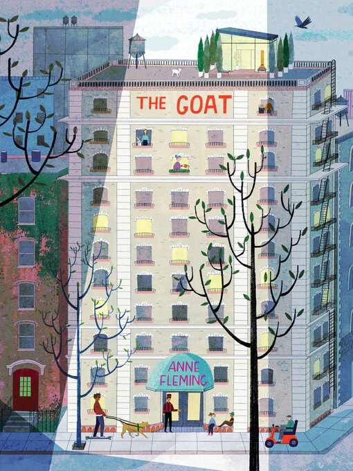Title details for The Goat by Anne Fleming - Wait list