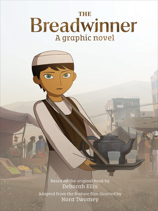 Title details for The Breadwinner by Deborah Ellis - Wait list