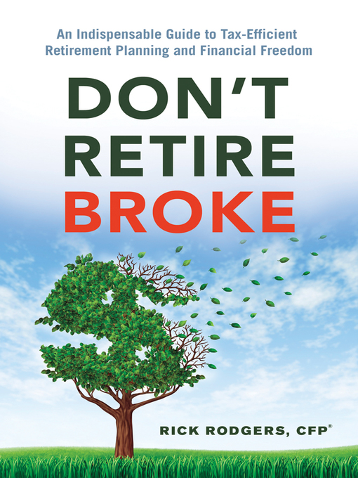 Cover of Don't Retire Broke