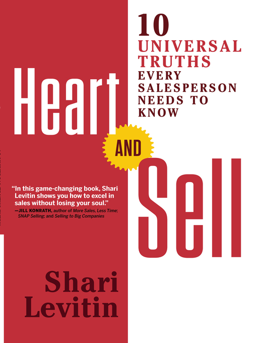 Cover of Heart and Sell