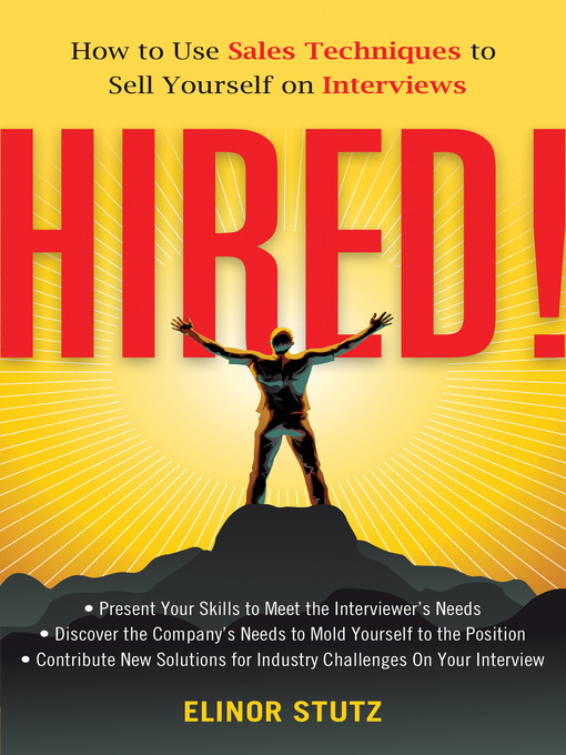 Title details for Hired! by Elinor Stutz - Available