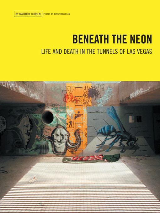 Title details for Beneath the Neon by Matthew O'Brien - Wait list
