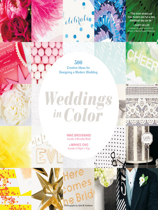 Title details for Weddings in Color by Minhee Cho - Available