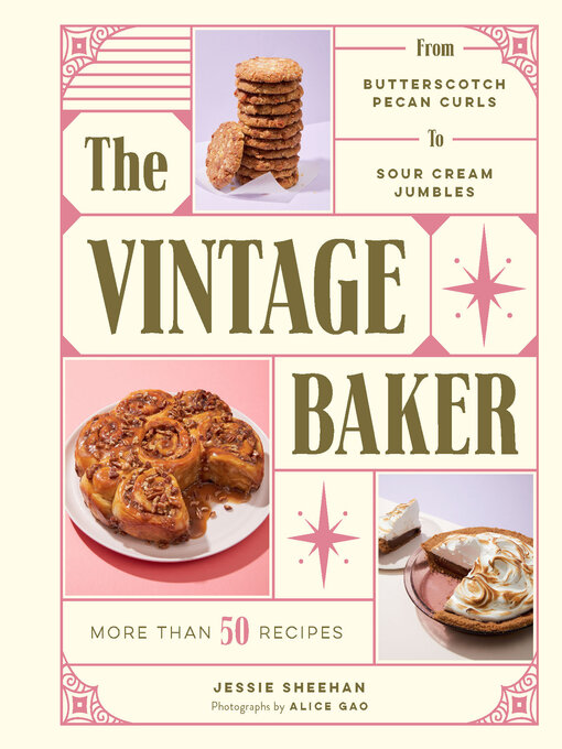 Cover image for The Vintage Baker