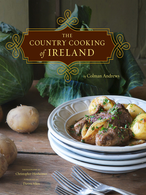 Title details for The Country Cooking of Ireland by Colman Andrews - Available