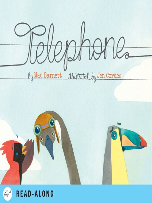 Title details for Telephone by Mac Barnett - Wait list