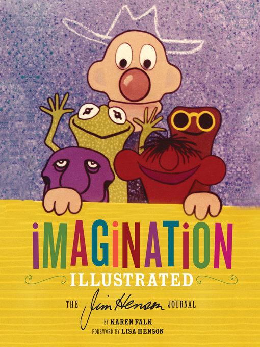 Title details for Imagination Illustrated by Karen Falk - Wait list