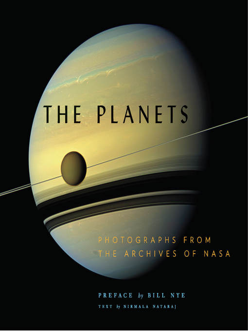 Title details for The Planets by Nirmala Nataraj - Available