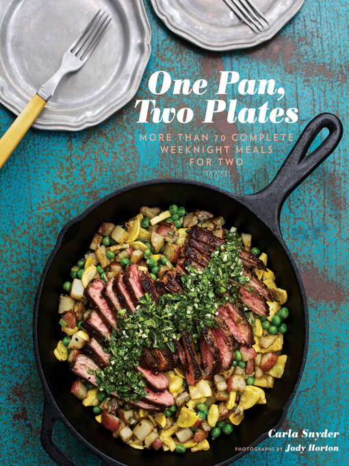 Title details for One Pan, Two Plates by Carla Snyder - Available