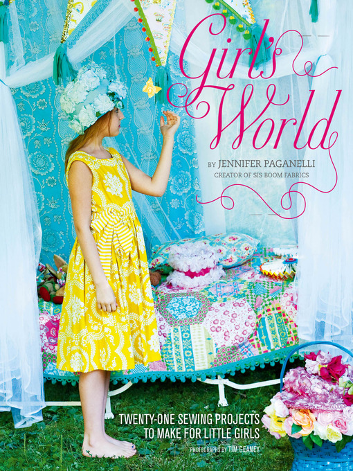 Title details for Girl's World by Jennifer Paganelli - Wait list